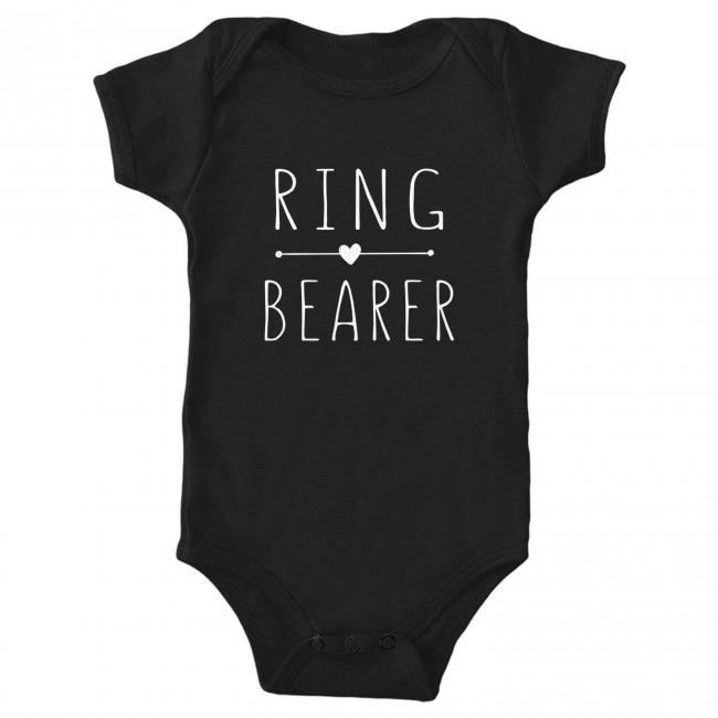 ring bearer ba onesie