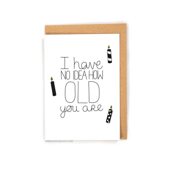 Funny Birthday Card Ideas - candacefaber.com
