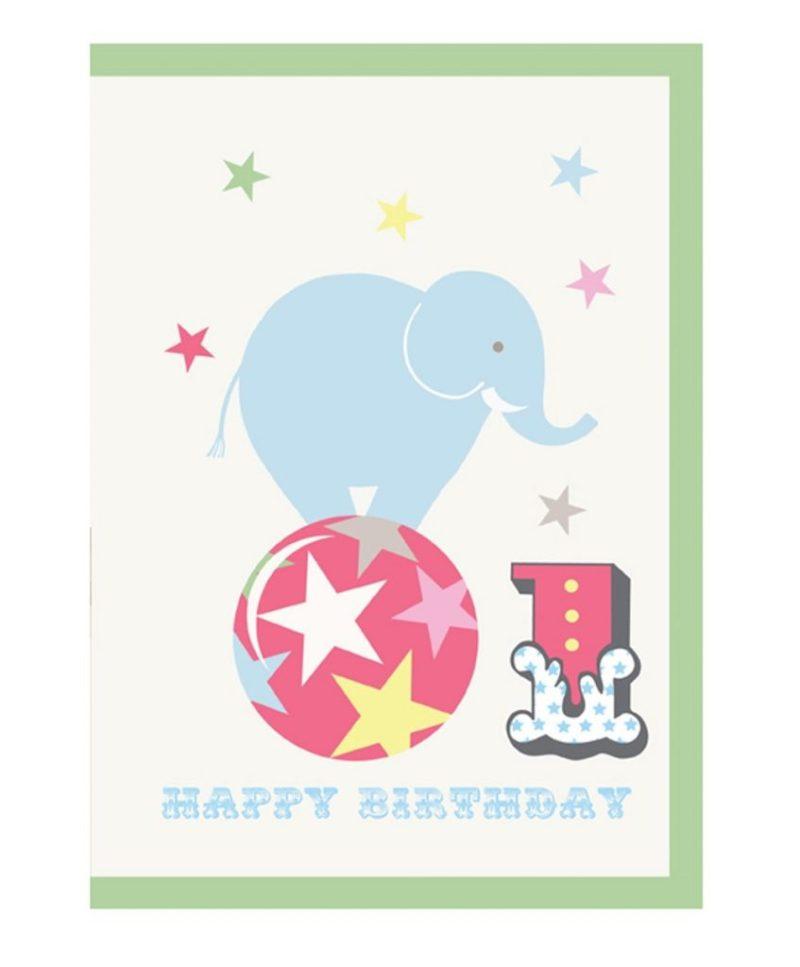 birthday card happy 1st birthday