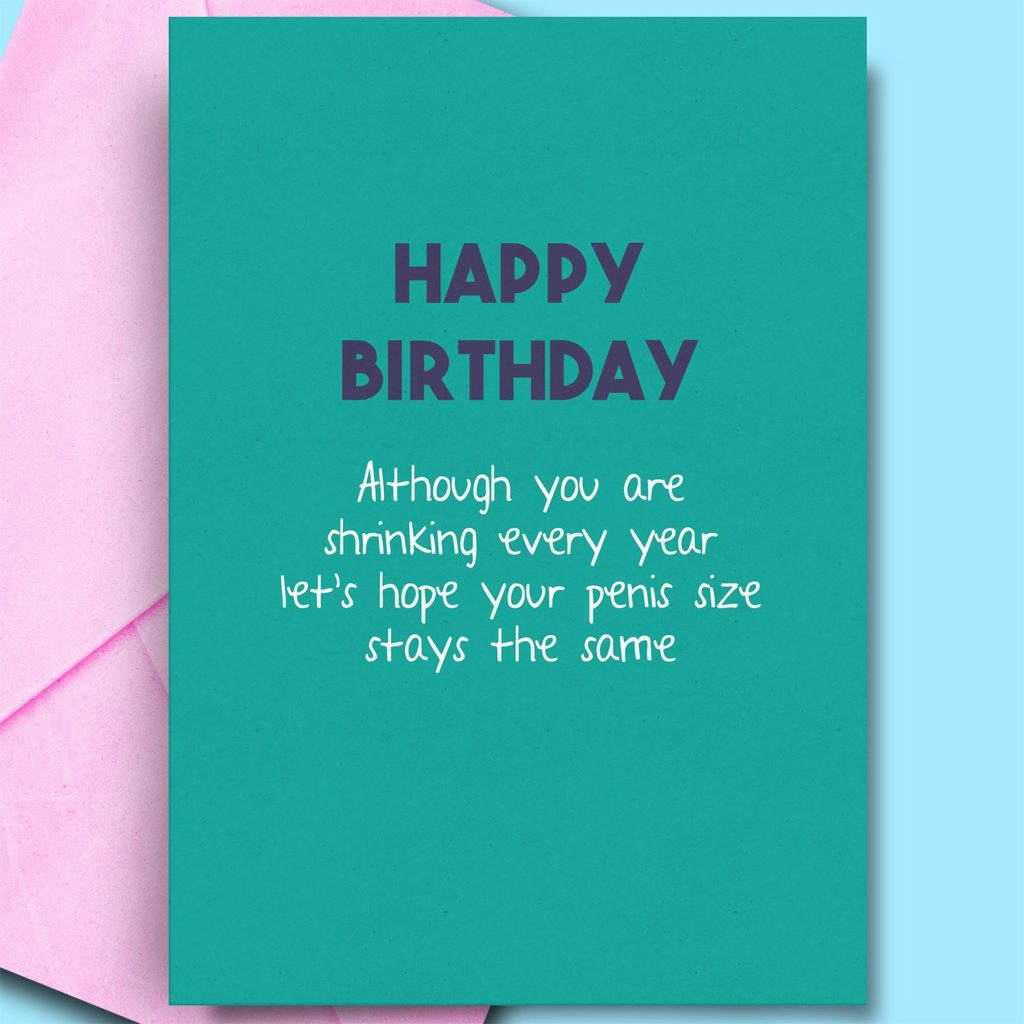 details about birthday card for husband fun cheeky humour cards for boyfriend hub fiance