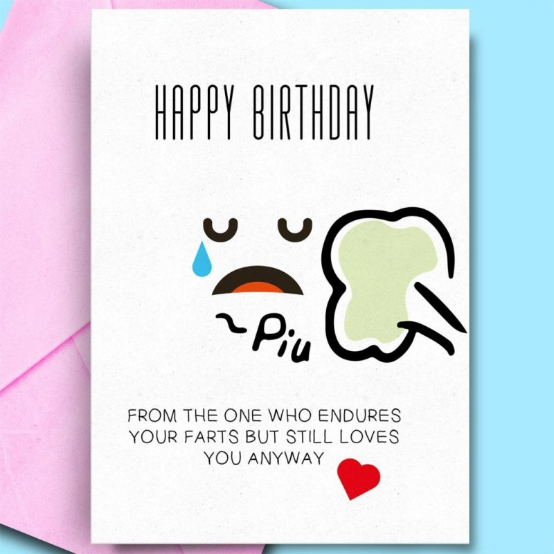 details about birthday card for husband fun cheeky humour cards for partner fiance hub