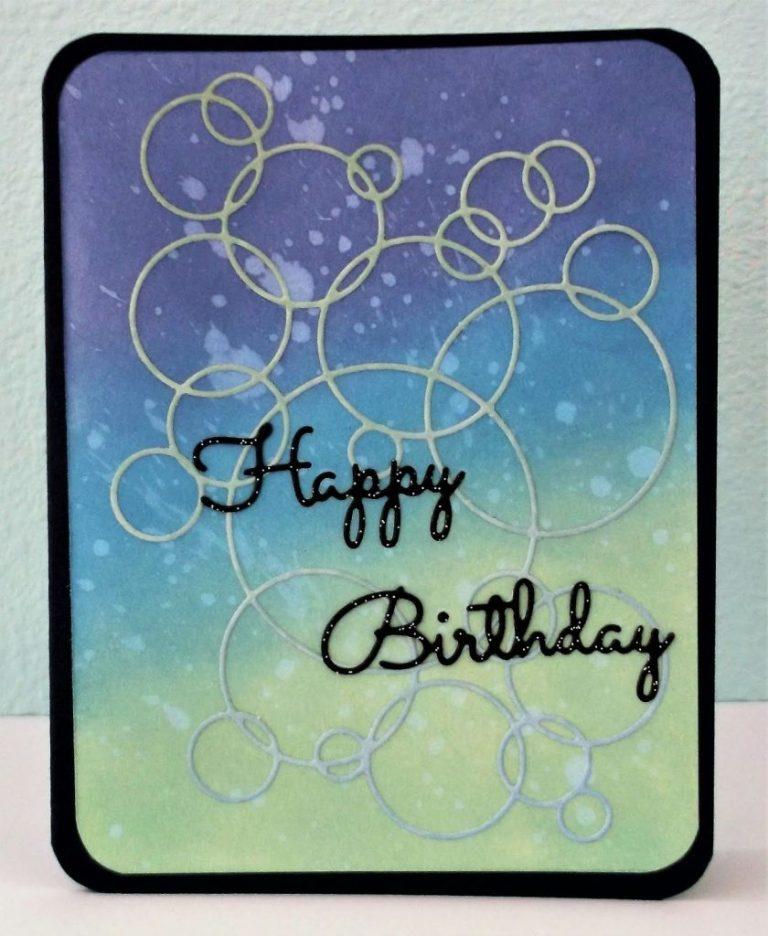 dies r us fun masculine birthday card