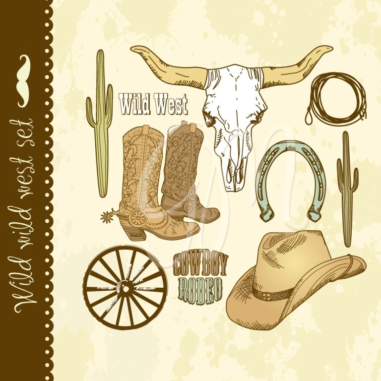free cowboy birthday cliparts download free clip art free
