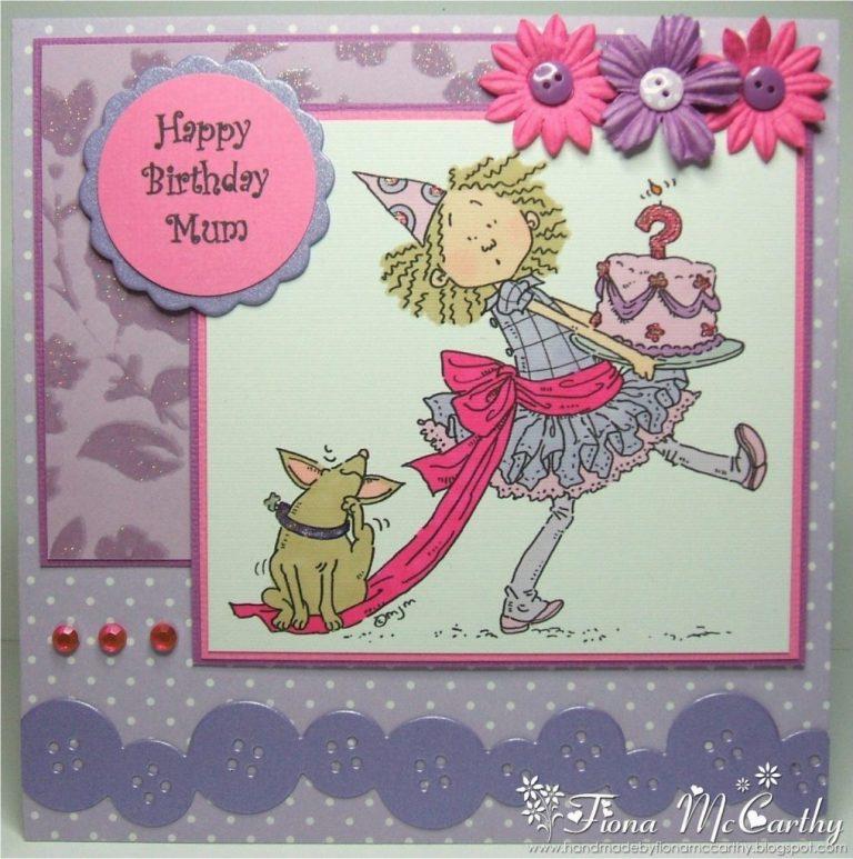 ideas for mom s birthday card homemade birthday card ideas