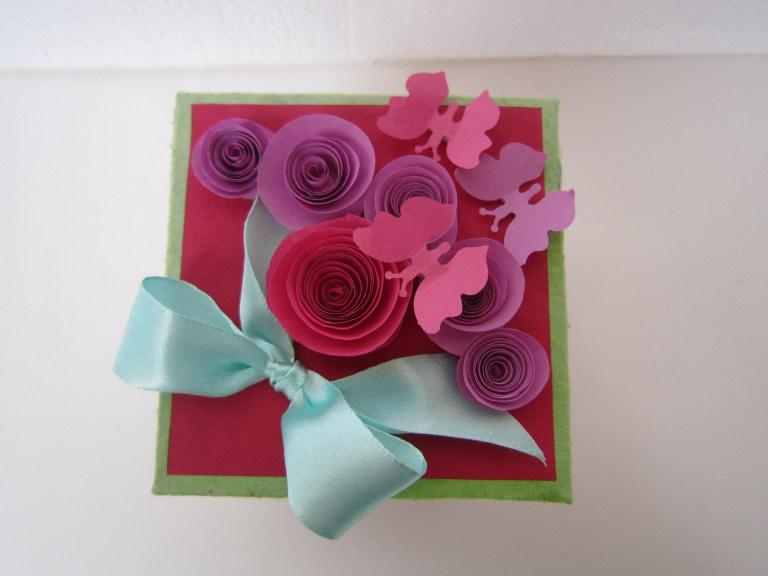 magic box birthday card paruls craft creations