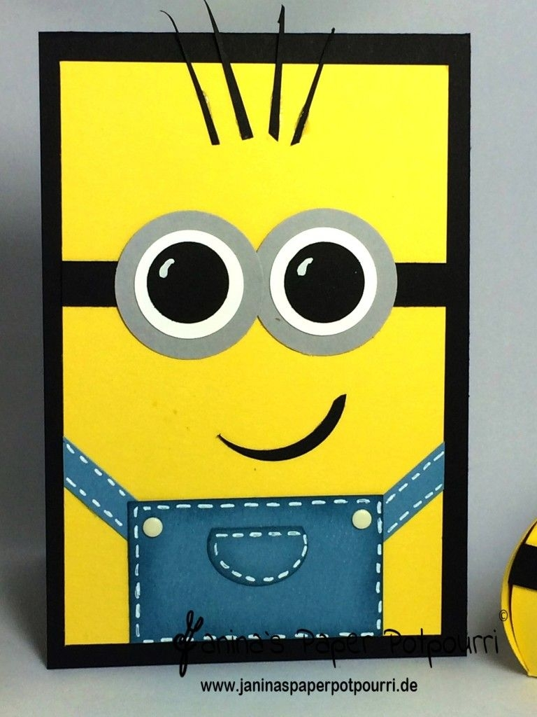 minion birthday set minion card kids cards minion