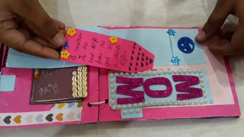 moms birthday card ideas youtube