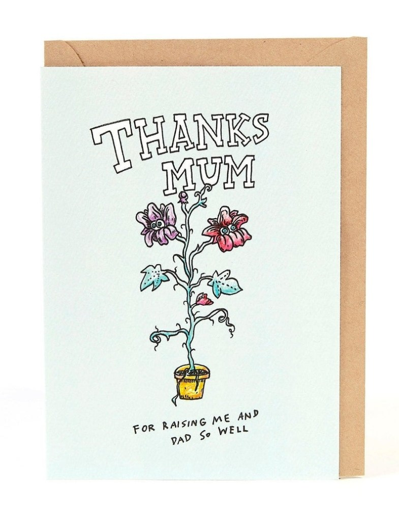 mum birthday card mom birthday card mothers day card funny mothers day card thank you mum card mum card mum raise me wally