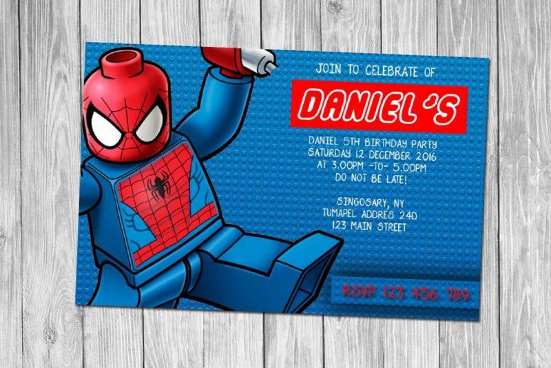 free printable superhero birthday invitations bagvania