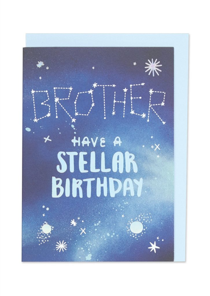 raspberry blossom brother have a stellar birthday card drm12