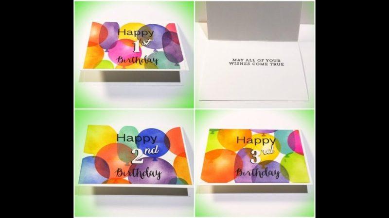 create birthday cards in bulk tips tricks
