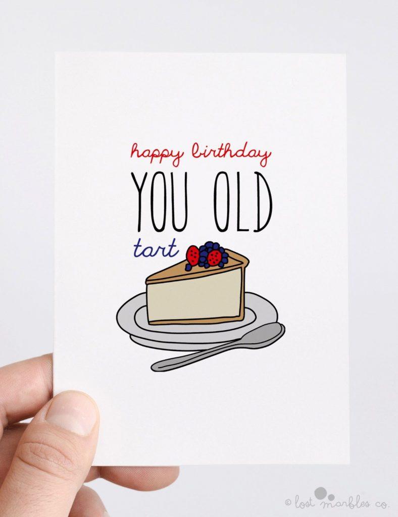 funny birthday card her birthday happy birthday you