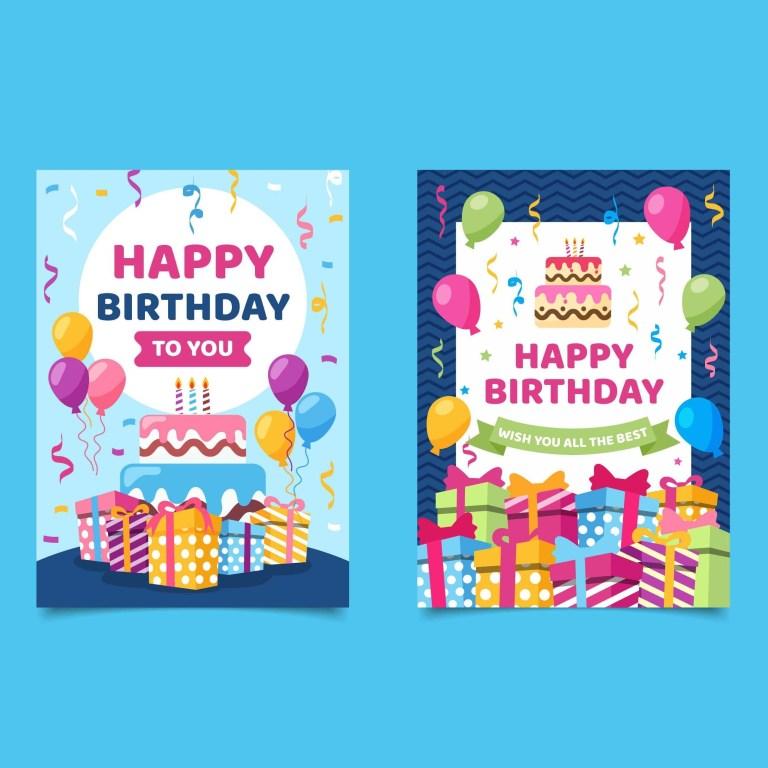 happy birthday cards free fr android apk herunterladen