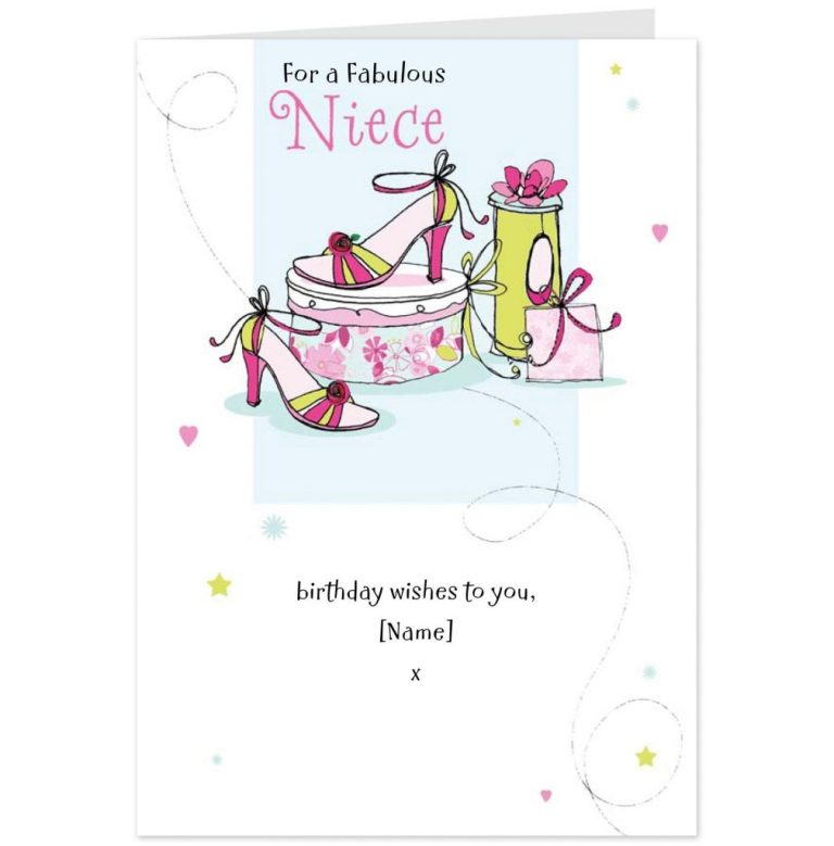 quotes for nieces birthday card quotesgram