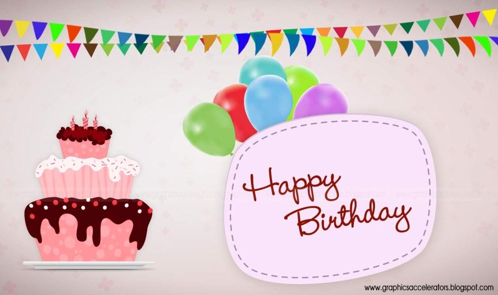 49 free wallpaper birthday card on wallpapersafari