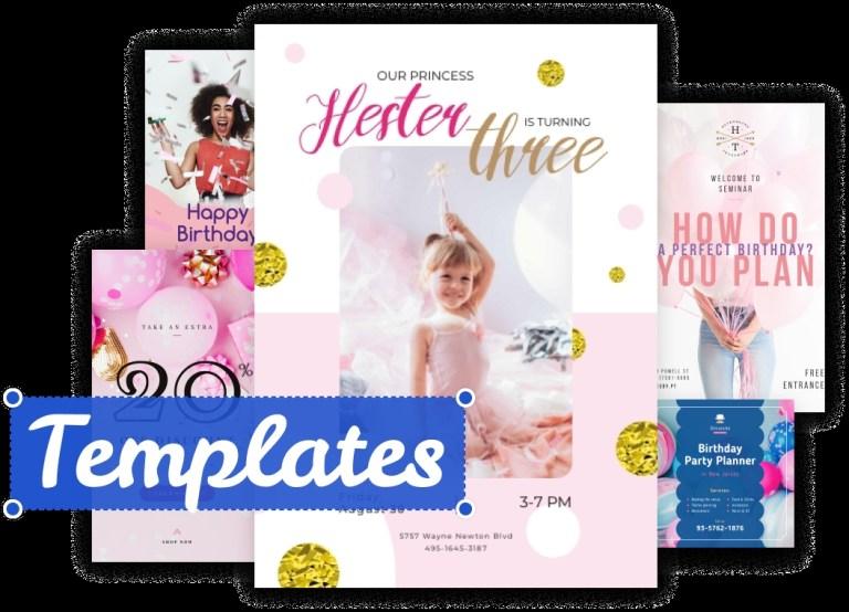 birthday card maker create custom bday cards online free
