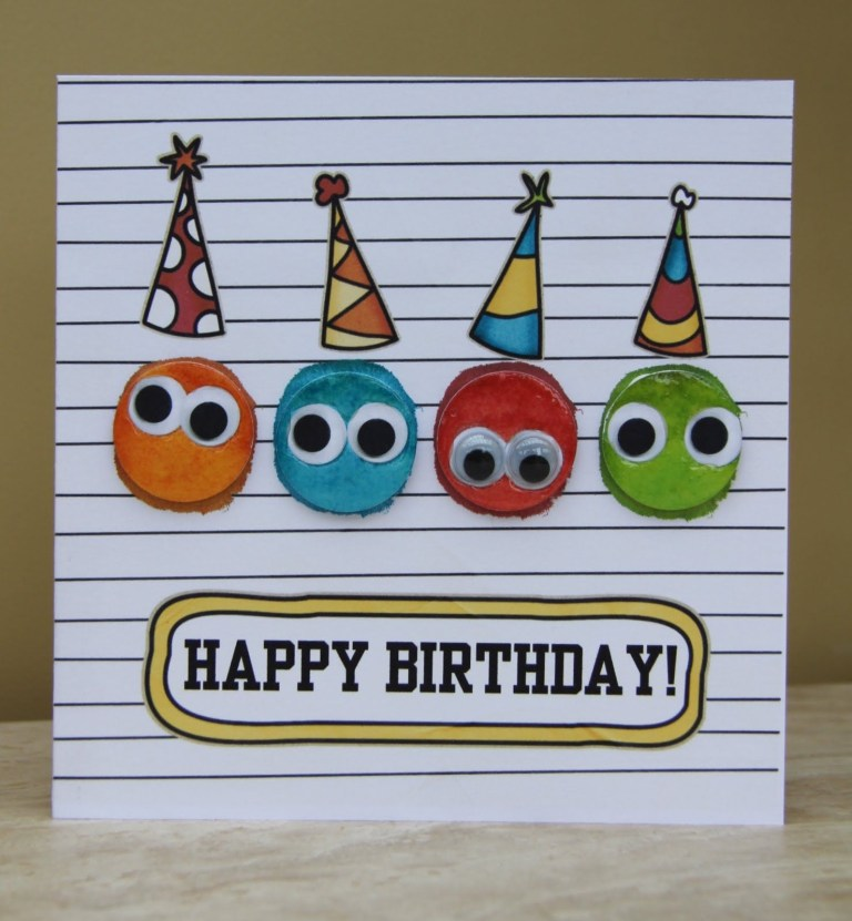 cards for kids handmade birthday cards cool birthday cards