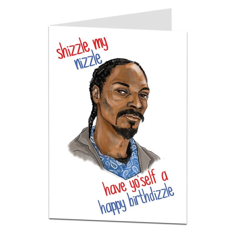 details about funny birthday card for men women rap hip hop theme best friend brother