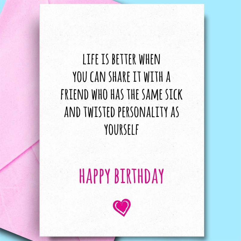 details zu funny birthday cards for daughter dad son aunt rude cheeky comedy fun