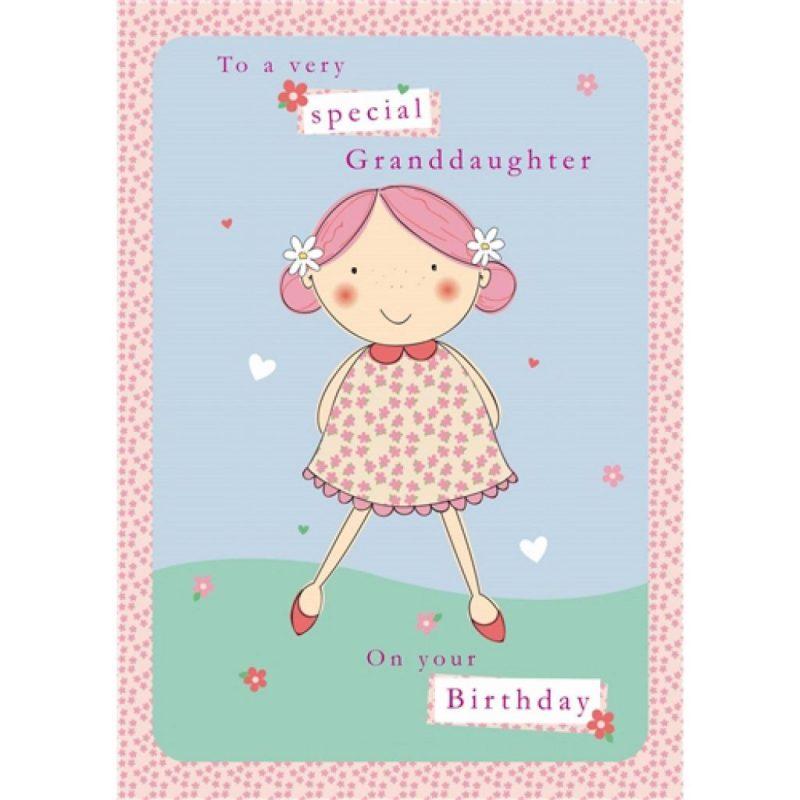 family circle card granddaughter