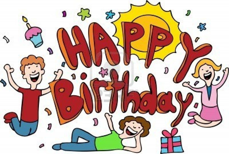 free happy birthday cartoon images download free clip art