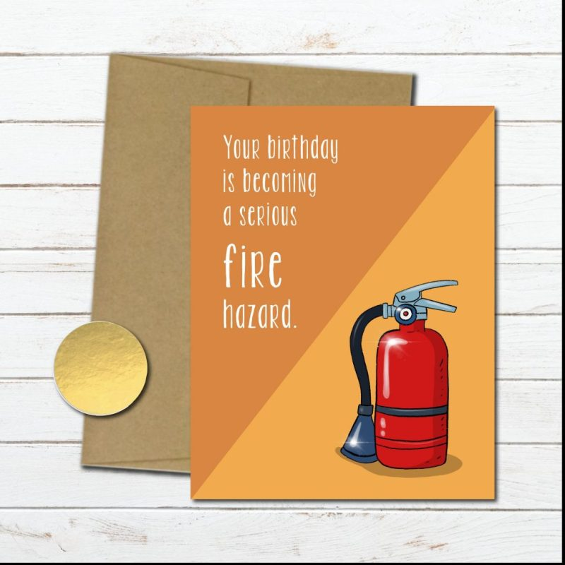 funny birthday card for husband sarcastic card for mom dad wife brother sister birthday gifts for men grandparents card for her him