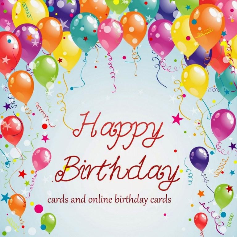 happy birthday online card free invitationcard
