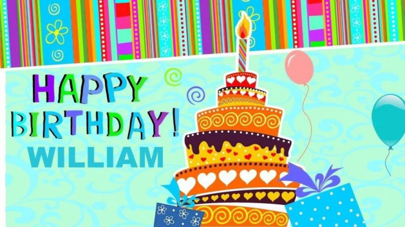 happy5thbirthdaywilliam william animated cards