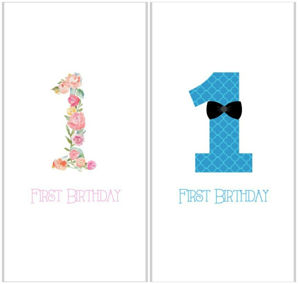 organizing kids keepsakes birthday cards free printable