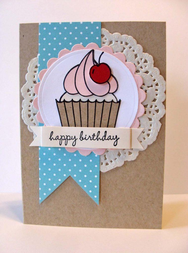 step step tutorials on how to make diy birthday cards