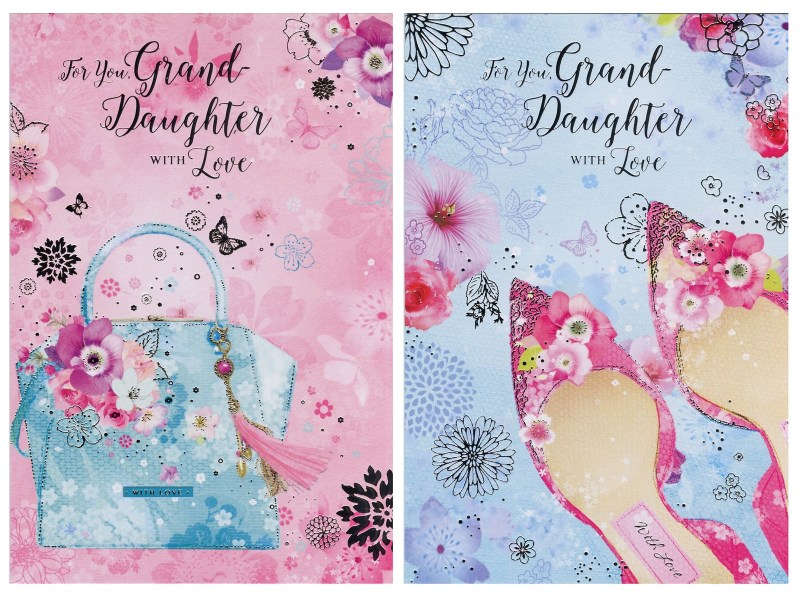 tall male 40th 50th 60th 70th 80th birthday cards with great