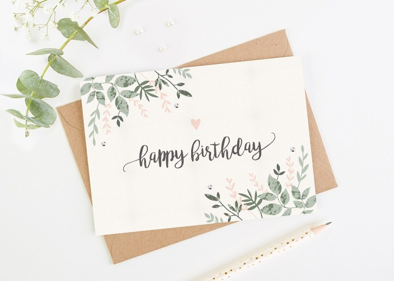 what to write in a birthday card unique heartfelt ideas