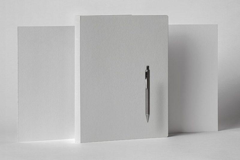 rigid psd folder stationery mockup templates