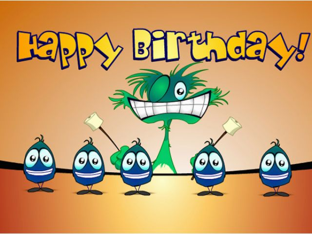 Free Funny Animated Birthday Ecards Templates Candacefaber