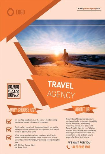 modern business free flyer psd template facebook cover