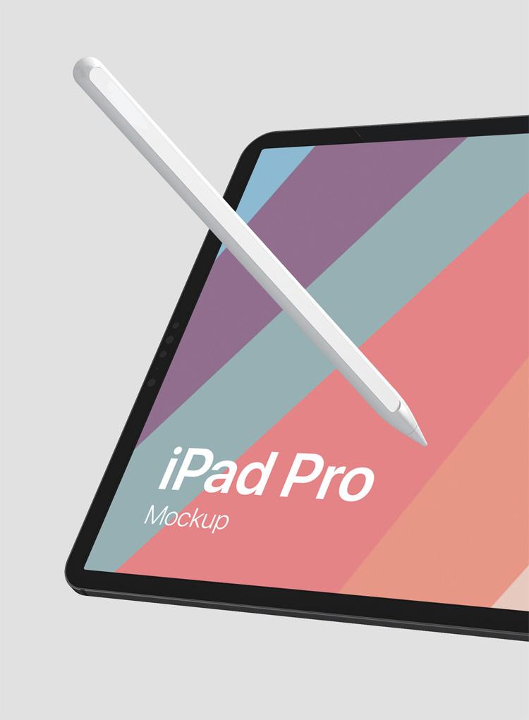 free ipad pro psd mockup find the perfect creative