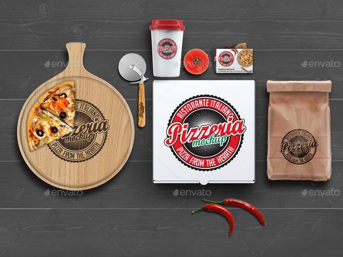 47 best restaurant mockup templates 2020 templatefor