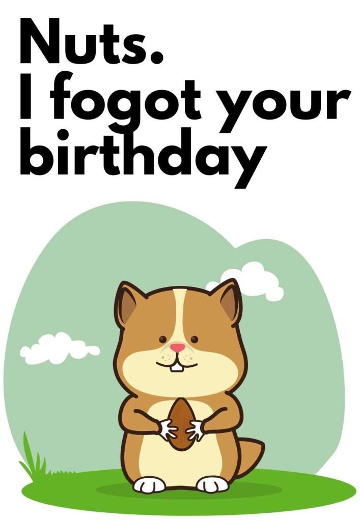 free printable belated birthday cards printbirthdaycards