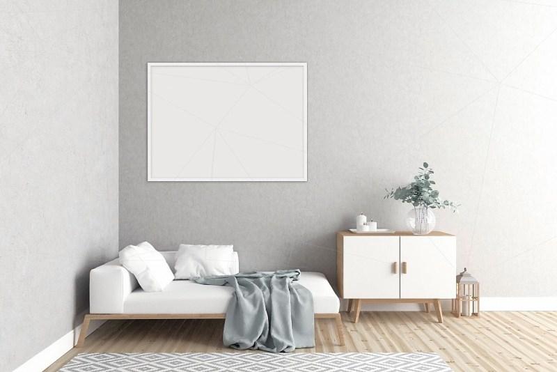 interior mockup bundle blank wall mock up 43327 mock