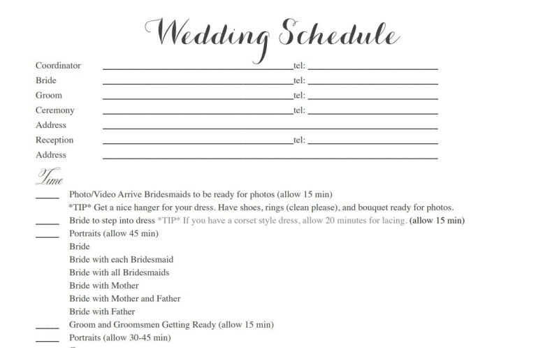 weddig template free