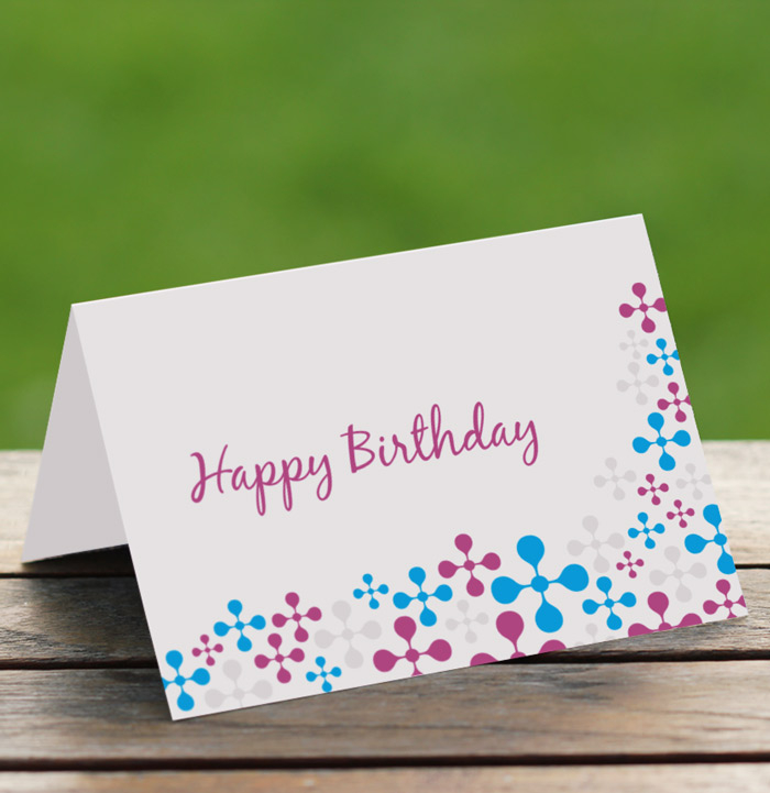 7 best images of printable foldable birthday cards wife