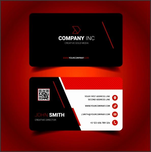 9 business card design templates photoshop