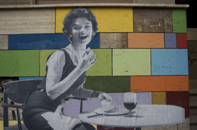 Travel photo essay: Street art in Sasseri.