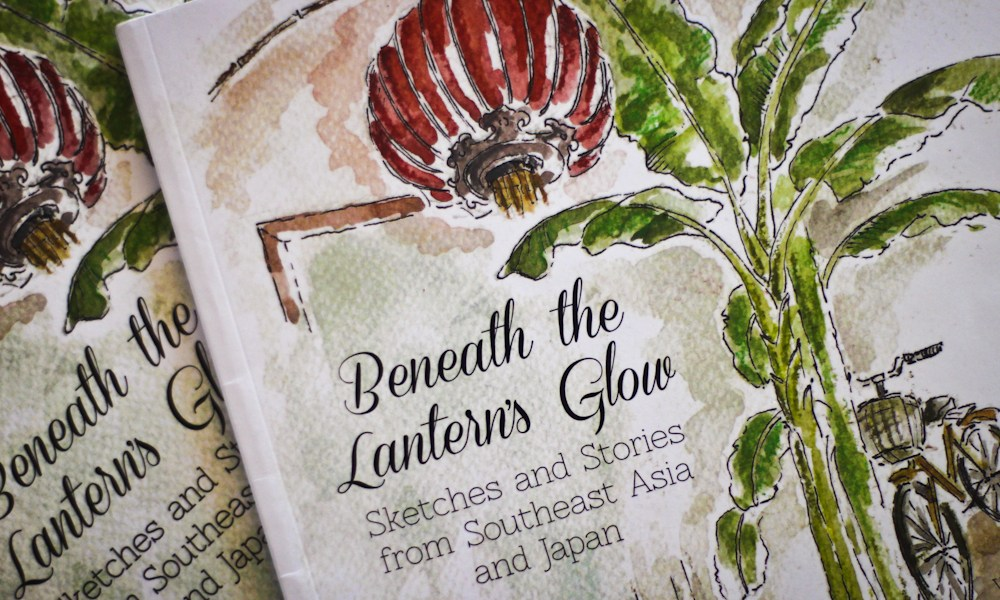 Six weeks of Beneath the Lantern's Glow…and a book-versary giveaway!