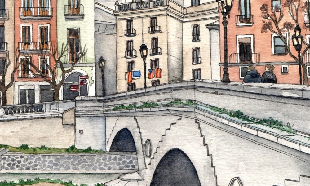 From Colombia to Costa Brava: Introducing a new sketching adventure.