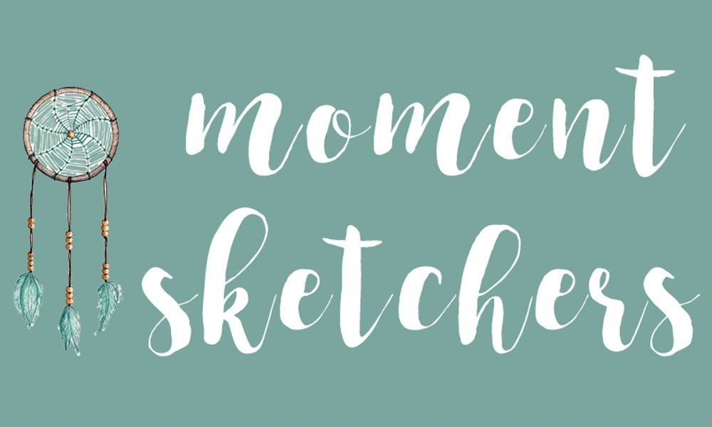 The Moment Sketchers Project: Share your world in 2018!