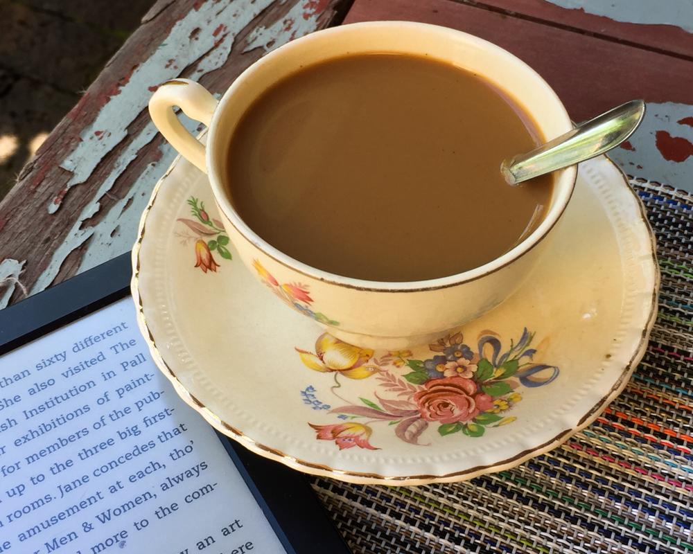Simple things tea