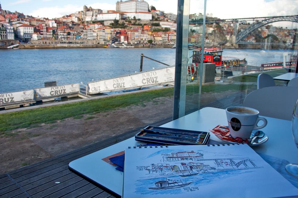 Portugal sketch