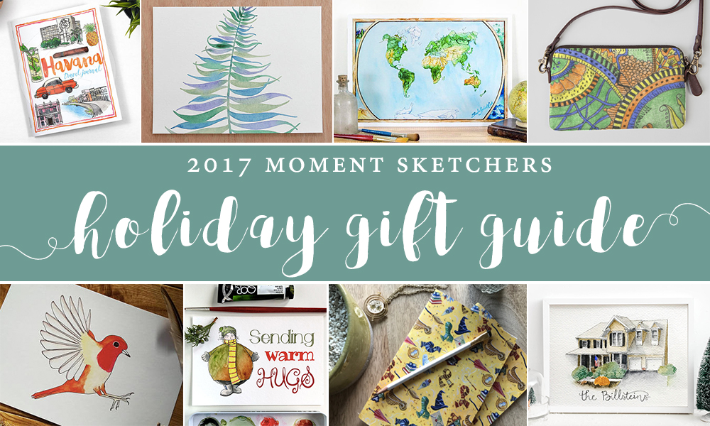 Ready, set, give: 2017 Moment Sketchers holiday gift guide
