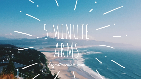 5 Minute Arms